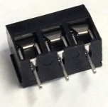 3-Way PCB Mount Terminal Block