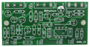Rat Box Bare PCB