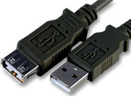 2m USB Extension