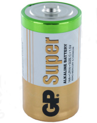 C Alkaline Battery - Pack of 2