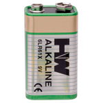 Alkaline PP3 Battery