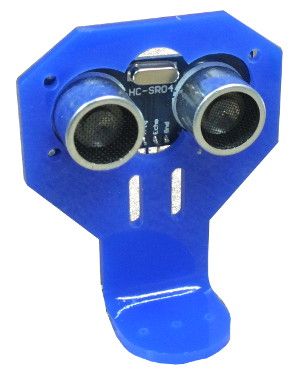 Ultrasonic Sensor Mounting Bracket BLUE