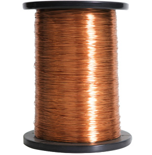 Enamelled Copper Wire 500g Reel 30swg