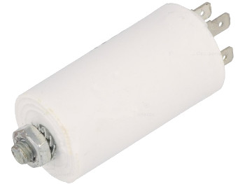 4uF 450Vac Motor Run Capacitor 5%