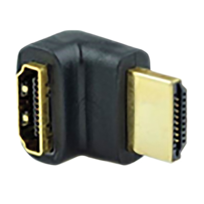 HDMI Male to Female 90 deg
