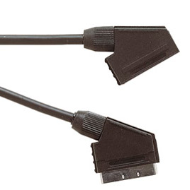 SCART Plug to SCART Socket