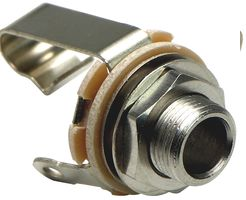 Switchcraft 6.35mm Stereo Open Jack Socket