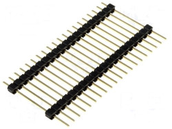 20-Way Stacking Header Strip