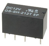 5V DPDT Low Power Relay