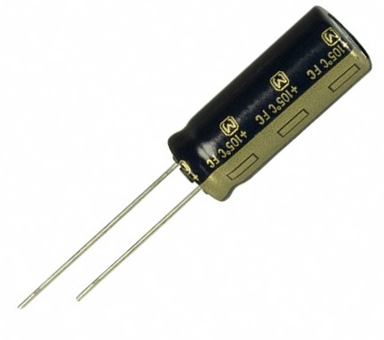 470uF 35V LESR Electrolytic - Click Image to Close