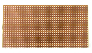 IC Stripboard 100x50mm SRBP