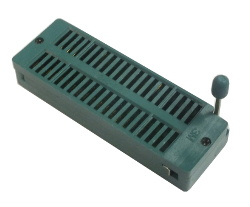 40-Pin Universal ZIF Socket
