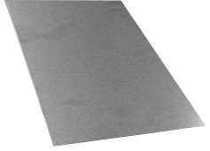 Aluminium Sheet 0.9mm x 100mm x 250mm