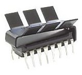 IC Heatsink Clip-On