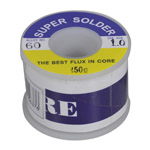Solder-Tin/Lead - 100g Reel