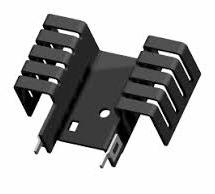 TO220 Winged PCB Heatsink 7.8C/W - Click Image to Close