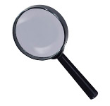 Hand Held Magnifier - Click Image to Close