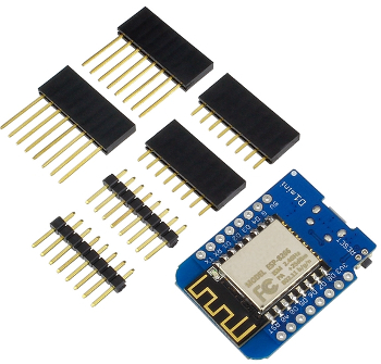 D1 Mini ESP8266 Dev Board