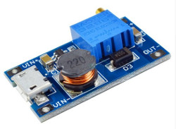 Step-Up DC/DC Converter - Variable Output