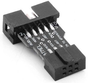 6-Pin to 10-Pin Adaptor Board