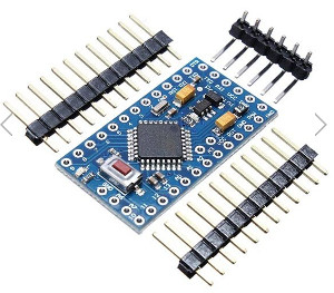 Pro Mini ATMega328P 3.3V 8MHz - Click Image to Close