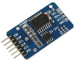 DS3231 I2C Real Time Clock Module with AT24C32 Memory