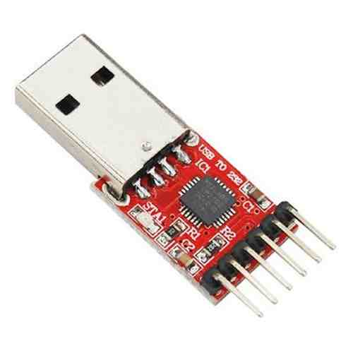 CP2102 USB to TTL Serial Adapter Module