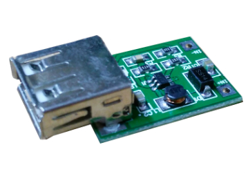 Step-Up Voltage Converter - 5V USB Output