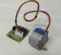 Stepper Motor + Drive Board