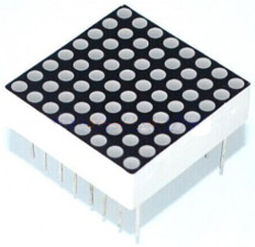 8x8 Dot Matrix Display 20x20mm