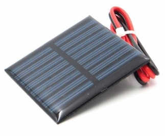 Solar Cell Module 4V 240mW 55x55mm