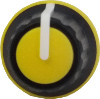 Yellow Potentiometer Knob