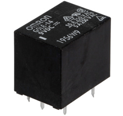Relays from Bitsbox Electronic Components