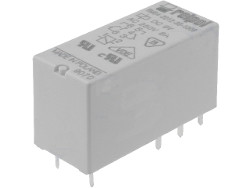9Vdc DPDT Mains Power Relay Relpol RM84