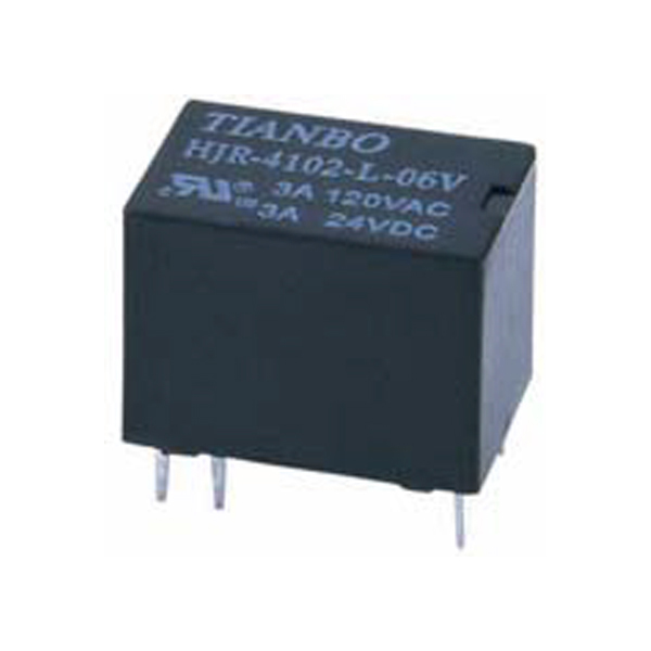 24V SPDT Relay, Tianbo HJR4102-D-24V-S-Z - Click Image to Close