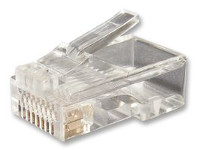 RJ45 IDC Communication Plugs