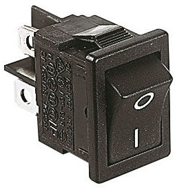DPST Rocker Switch 2-Pole ON/OFF
