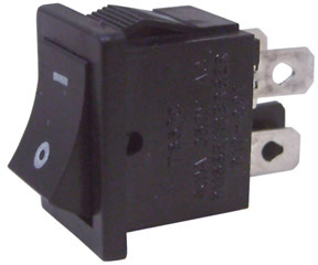Budget 2-Pole DPST Rocker Switch