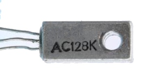 AC128K PNP Germanium