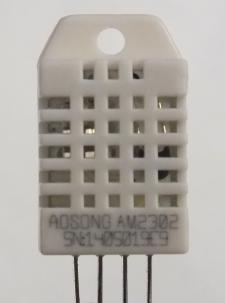 DHT22 Humidity & Temperature Sensor