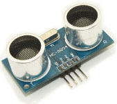 HC-SR04 Ultrasonic Range Finder