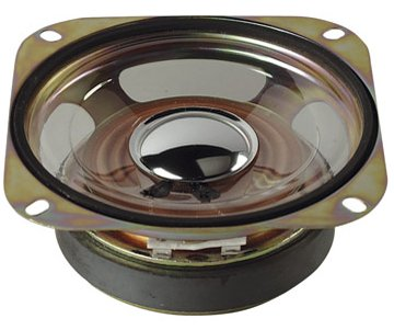 SoundLab Loudspeaker 100mm 15W 8-Ohms