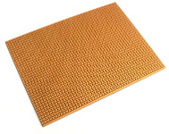 Stripboard 127x95mm