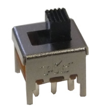 DPDT PCB slide switch