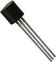 Active Thermistor MCP9700A 10mV/degC